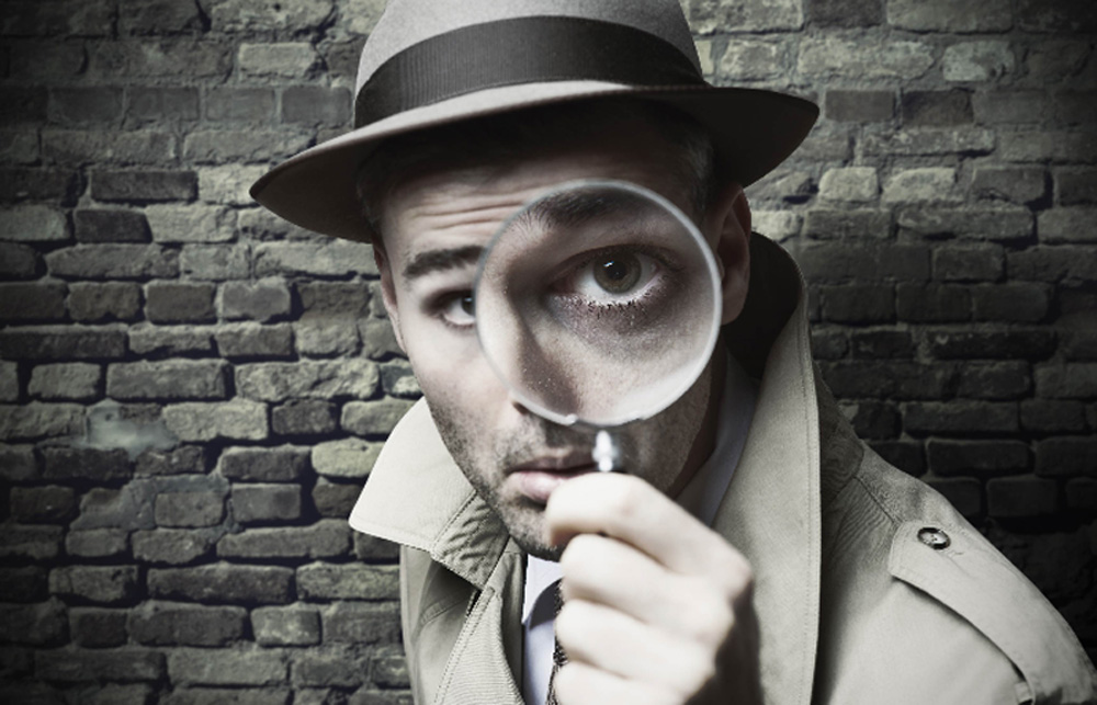 A spy