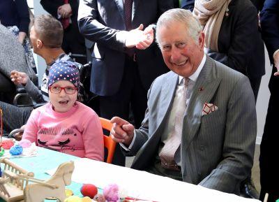 Prince Charles Romania