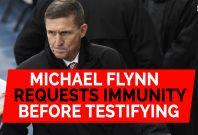 Michael Flynn Seeks Immunity For Testimony
