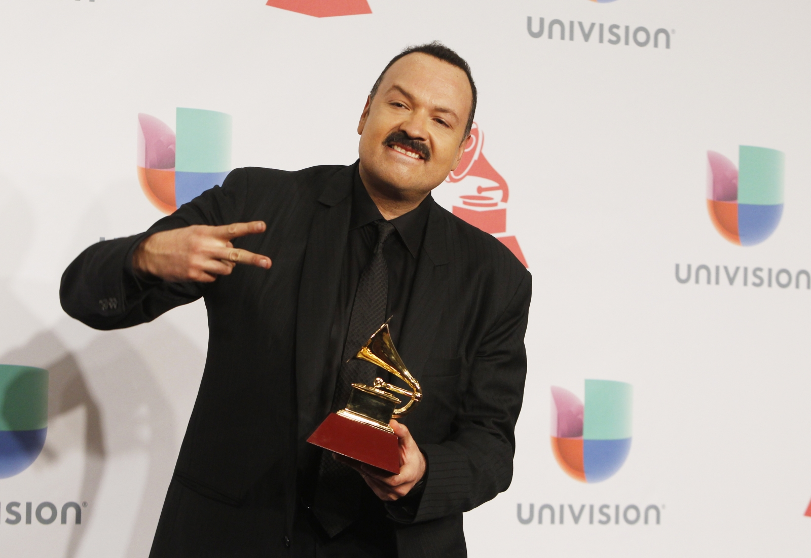 Mexican singer Pepe Aguilar