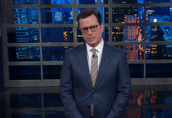Colbert Roasts Jared Kushner's Appointment to 'Bureau of Obvious Nepotism'