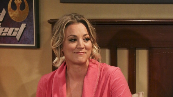Kaley Cuoco as Penny