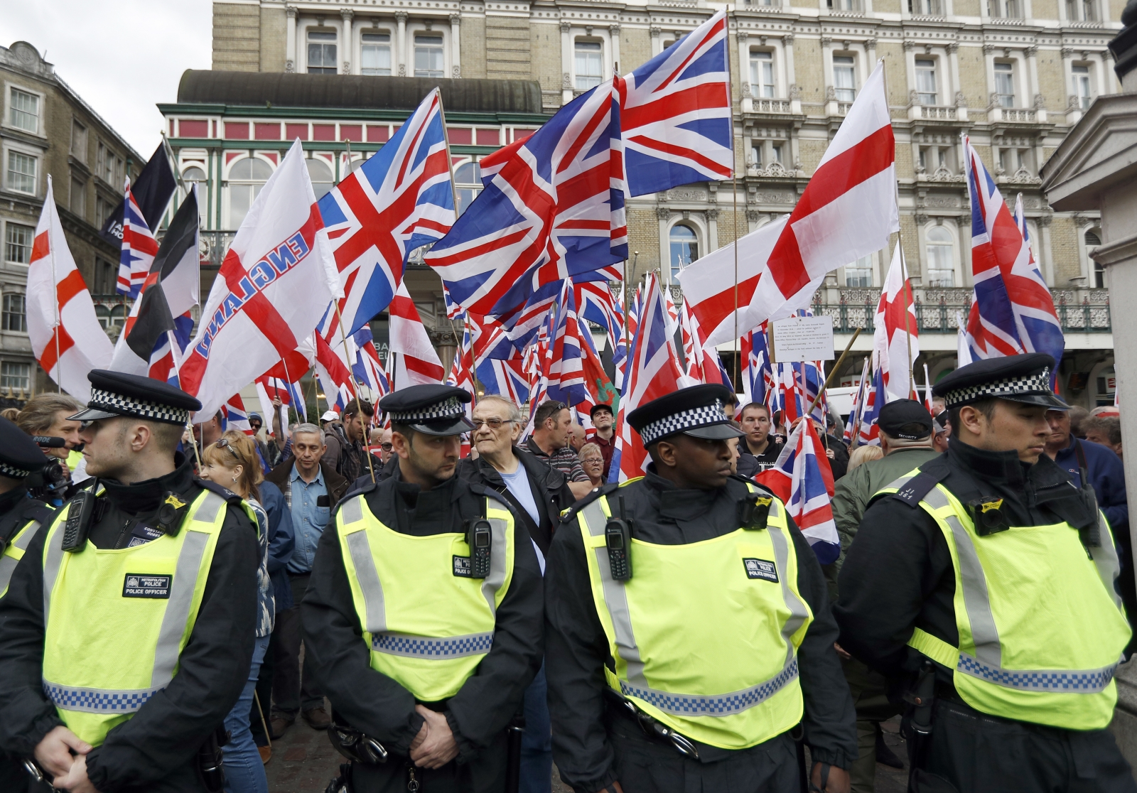 EDL Britain First