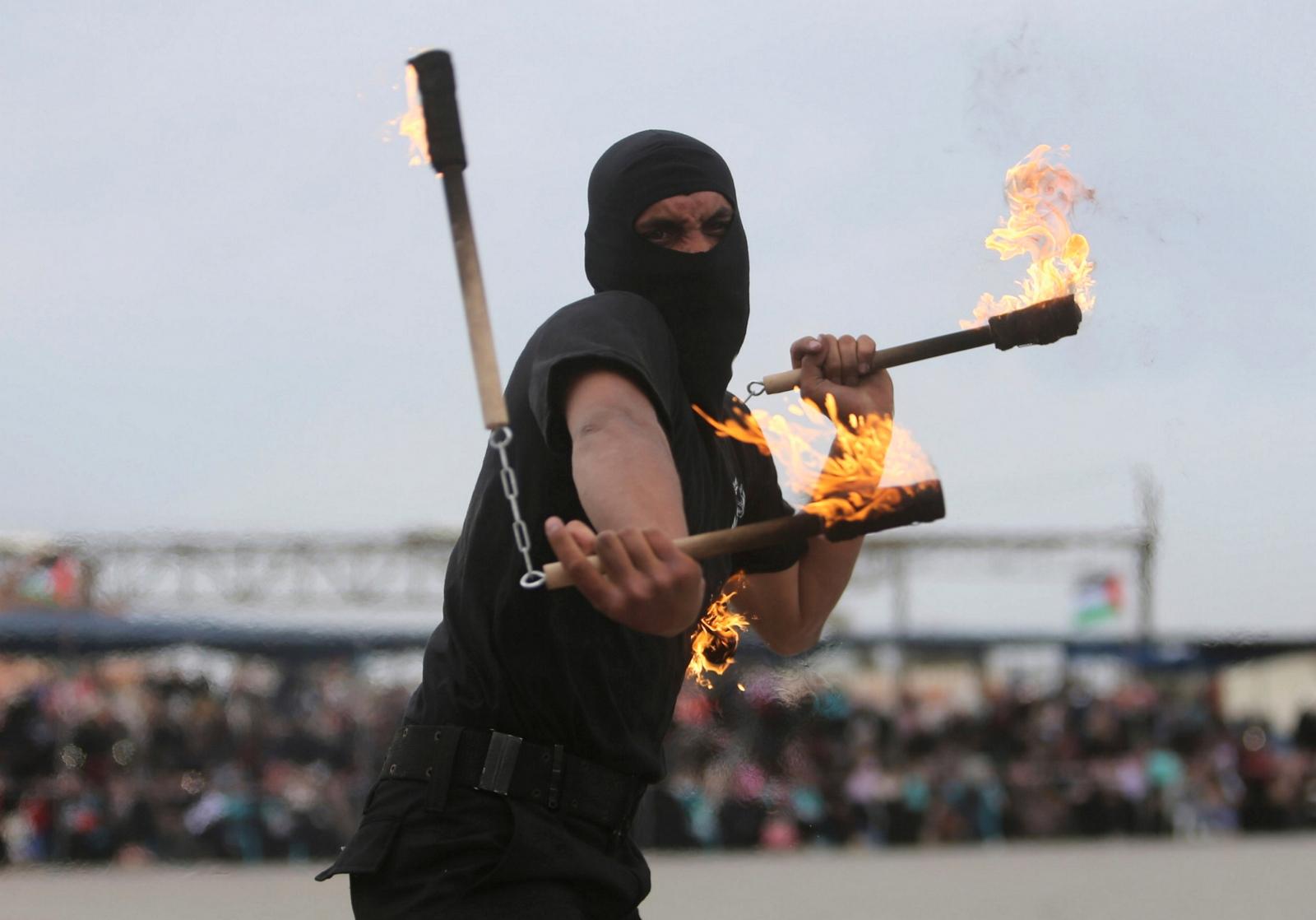 Hamas leader killing Israel
