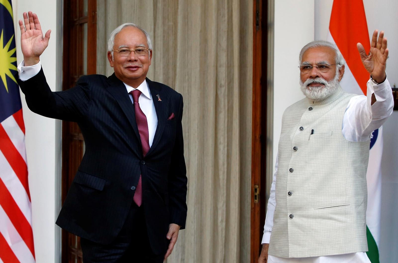 India Malaysia ties