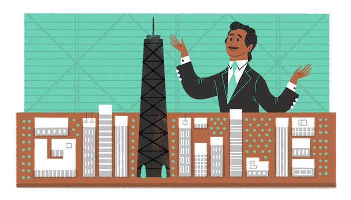 3 April Google Doodle