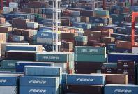 South Korea large cargo vessel