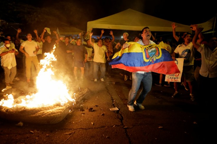Ecuador protests