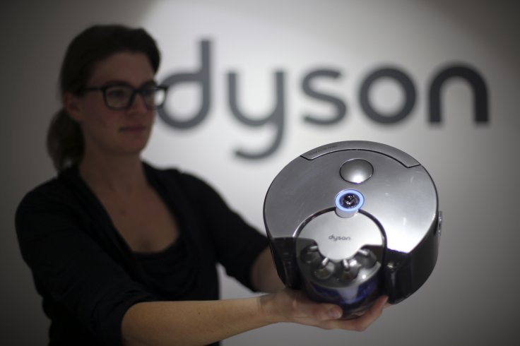 Out with the old, in with the new: Dyson drops old battery