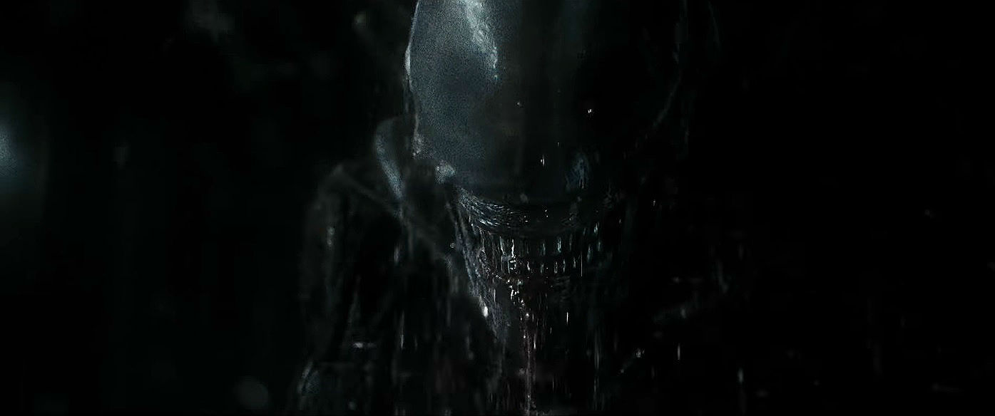 Xenomorph in Alien: Covenant