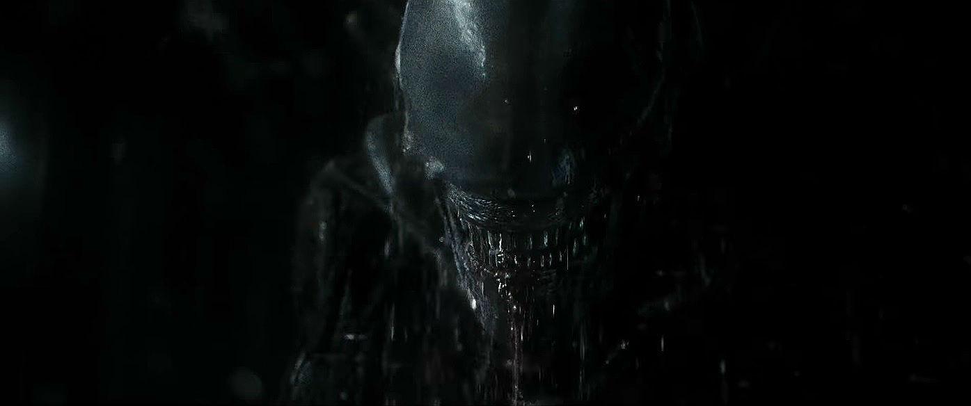 Xenomorph in Alien: Covenant
