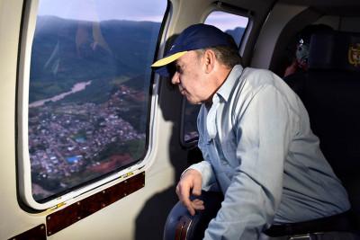Colombia landslide mudslide Mocoa