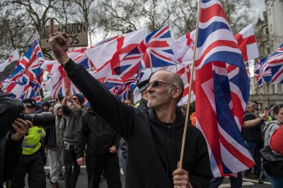 London march against terrorism