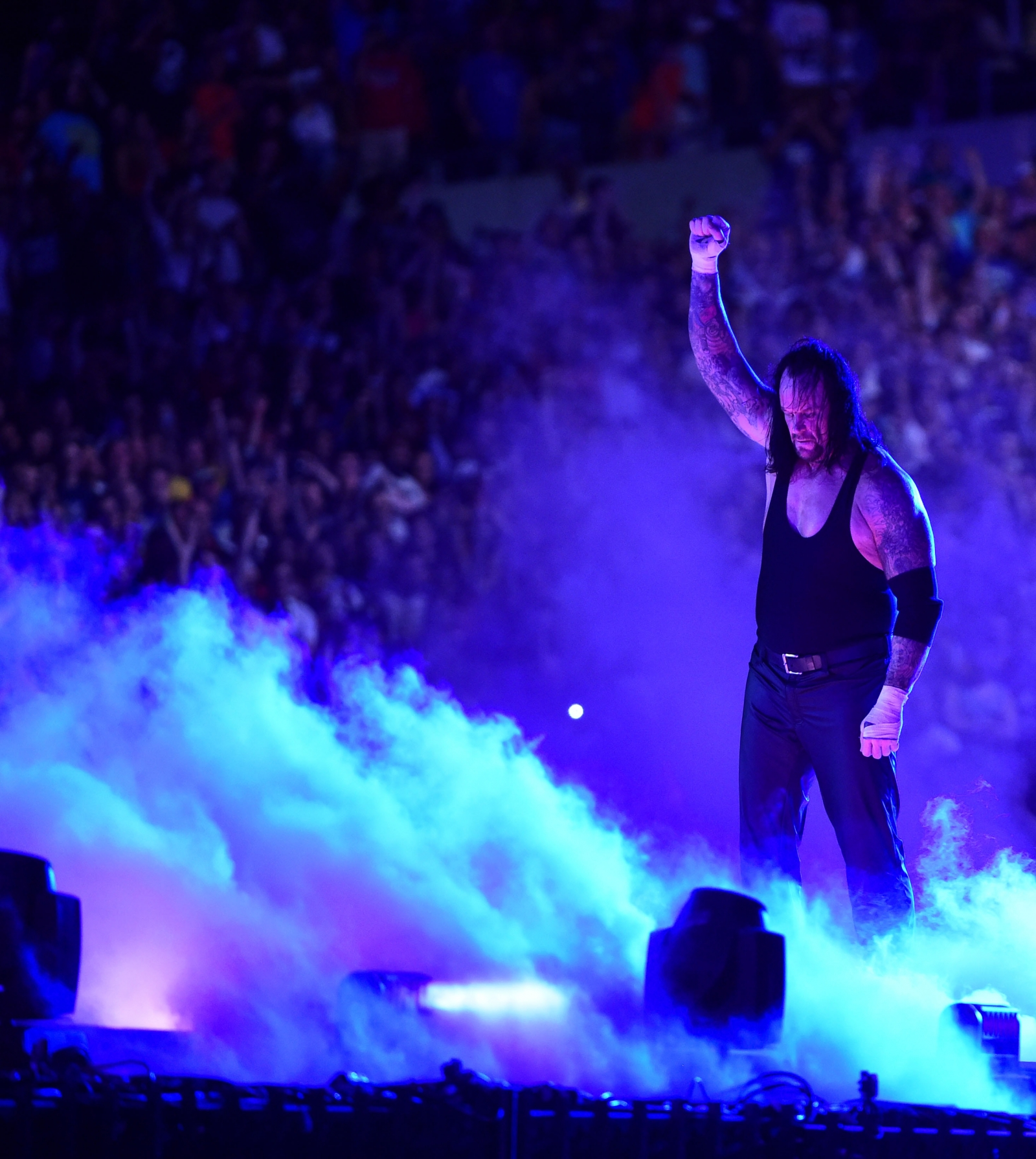 WWE legend The Undertaker set for hip replacement surgery following WrestleMania retirement