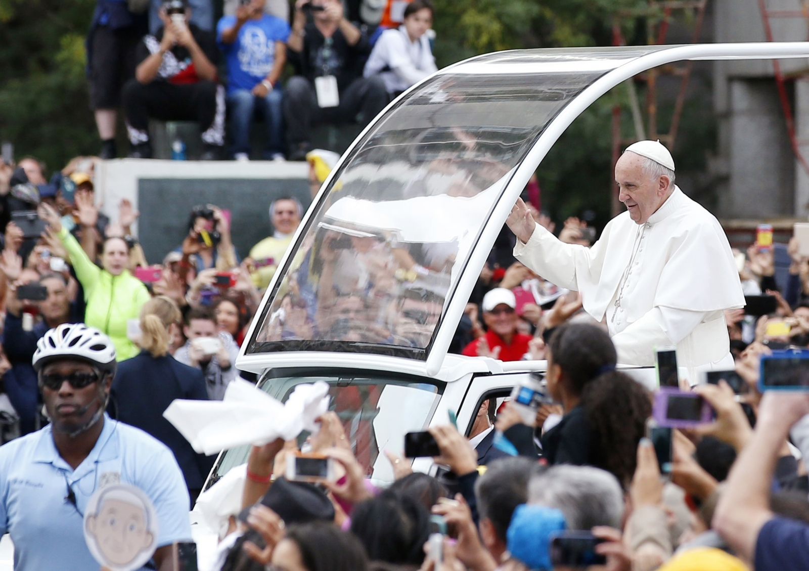 Teen admits plotting to kill Pope during Philadelphia trip