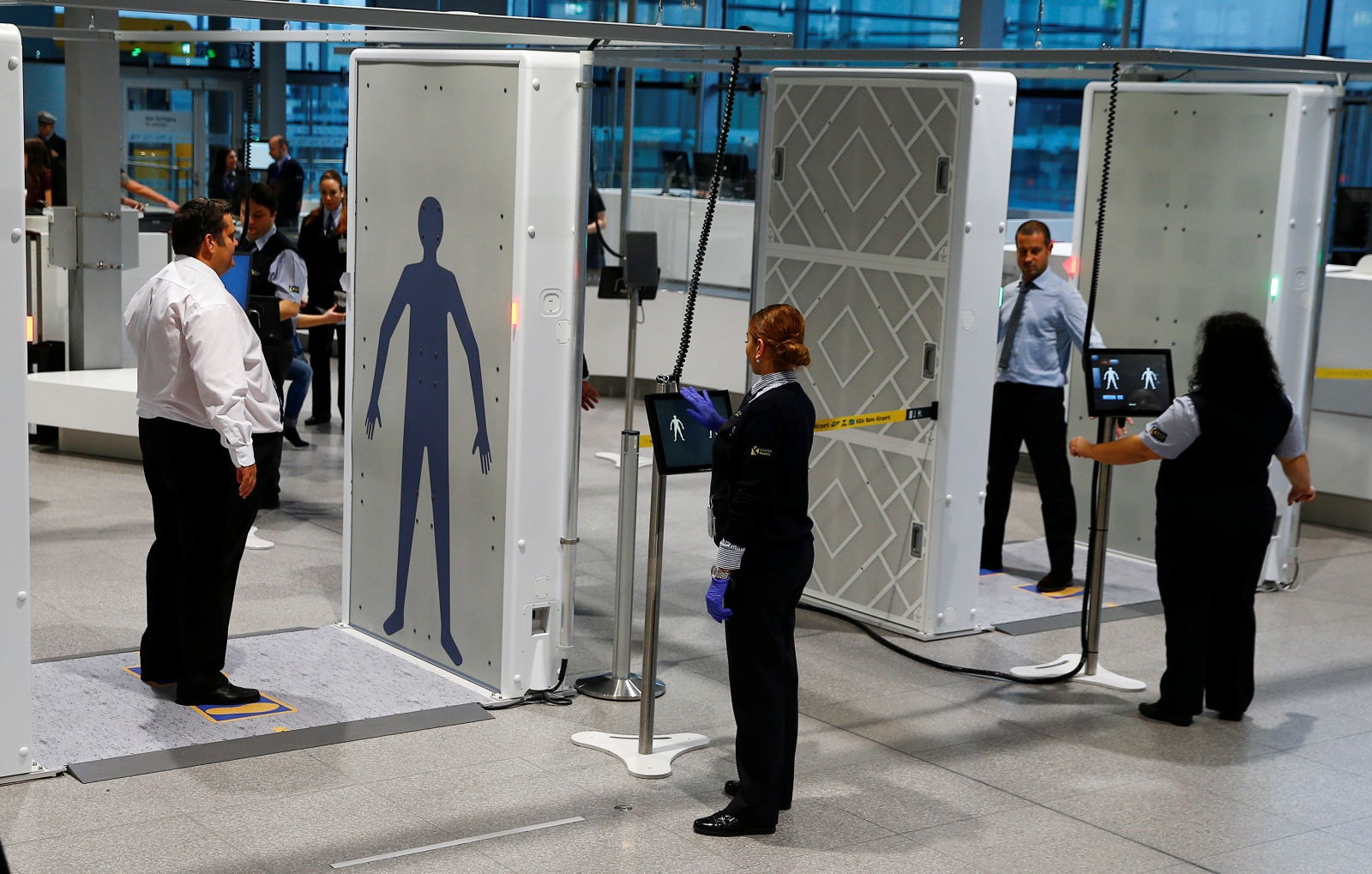 full-body scanners