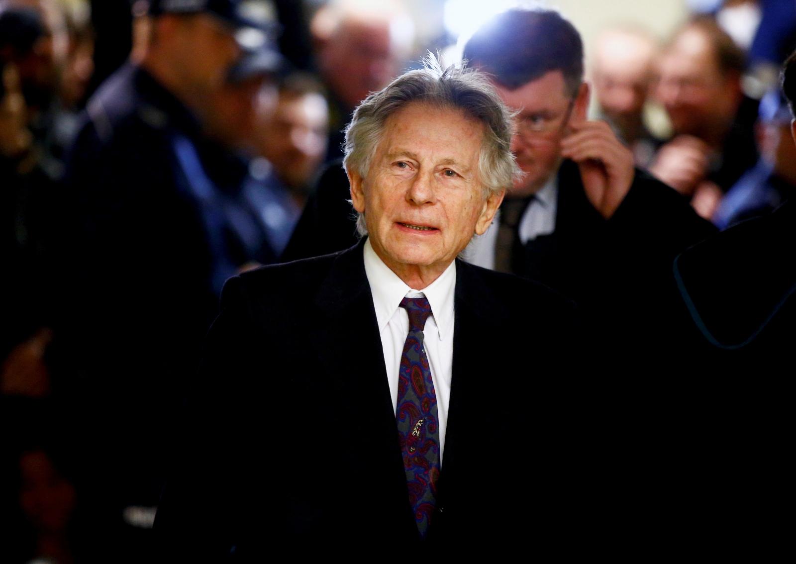 Filmmaker Roman Polanski
