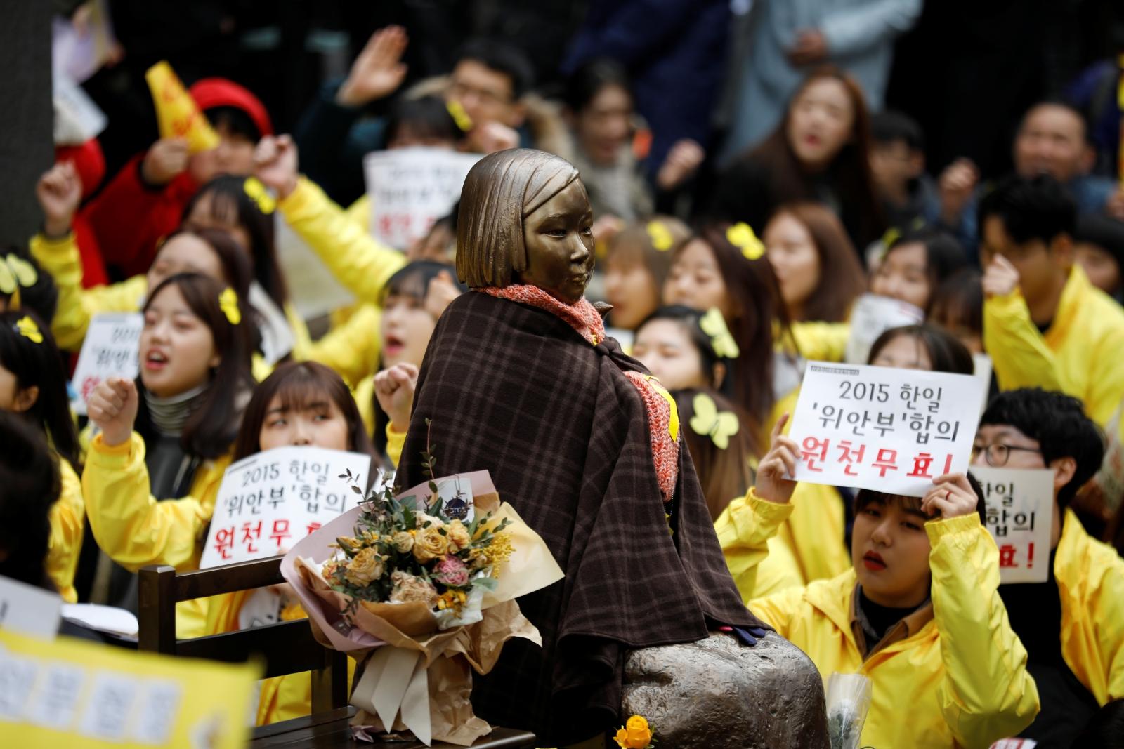 Japan South Korea relations