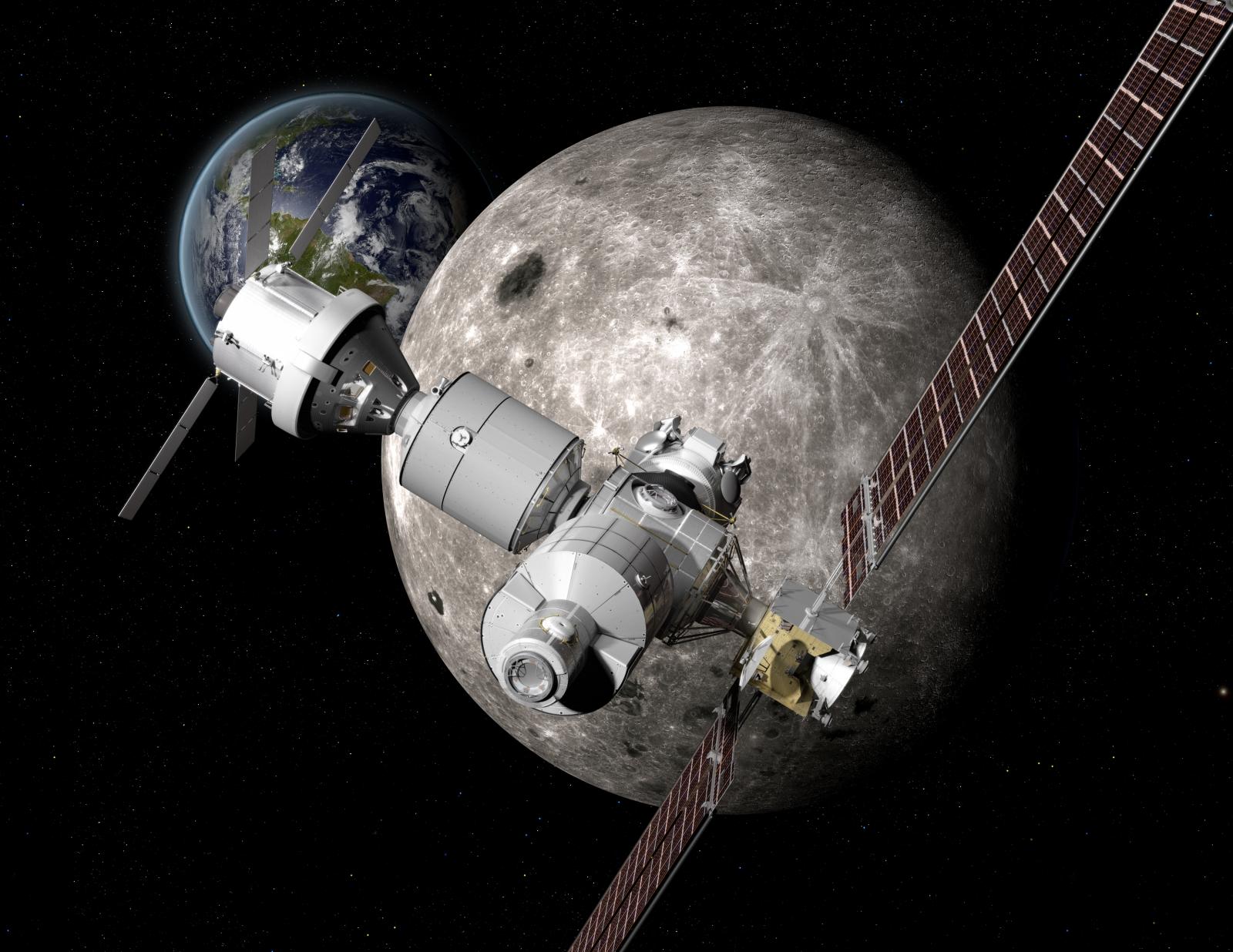 lunar deep space - photo #5