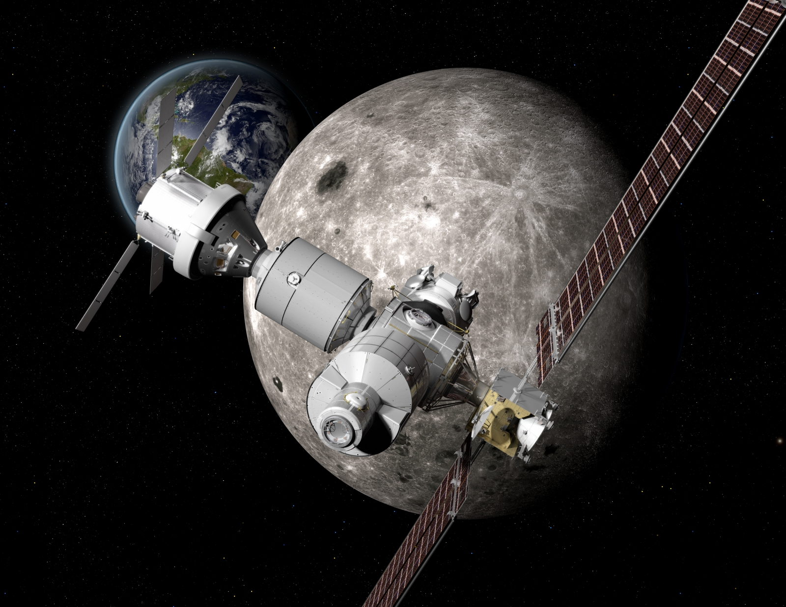 Boeing Deep Space Gateway