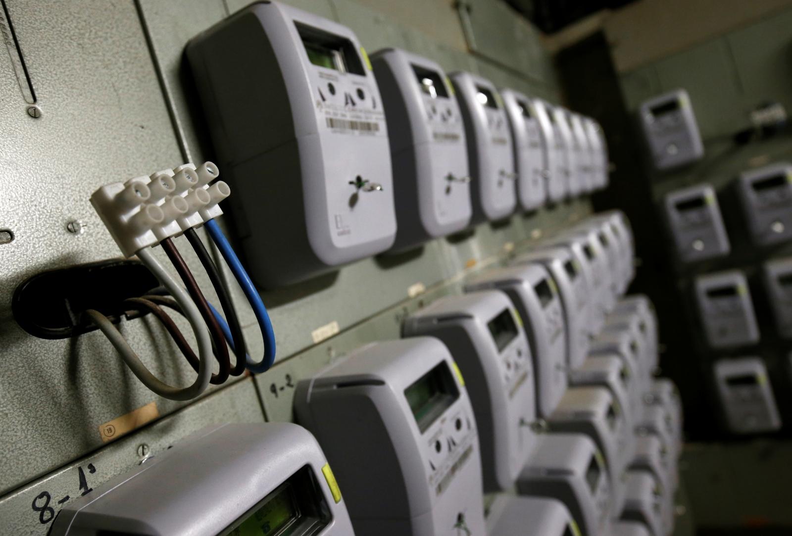 Electric meters, Barcelona