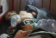 Syria gas attack