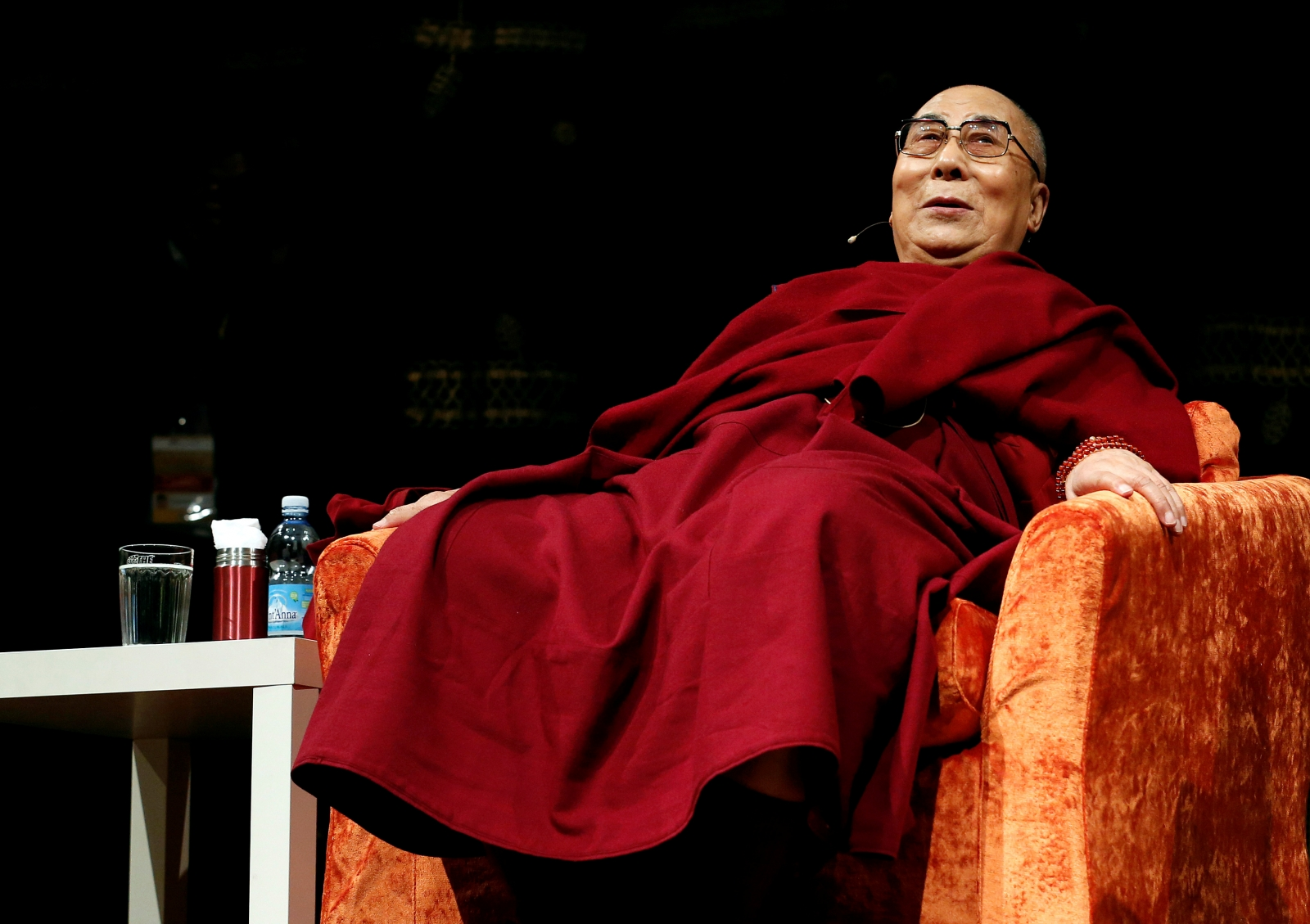 Dalai Lama Arunachal Pradesh visit
