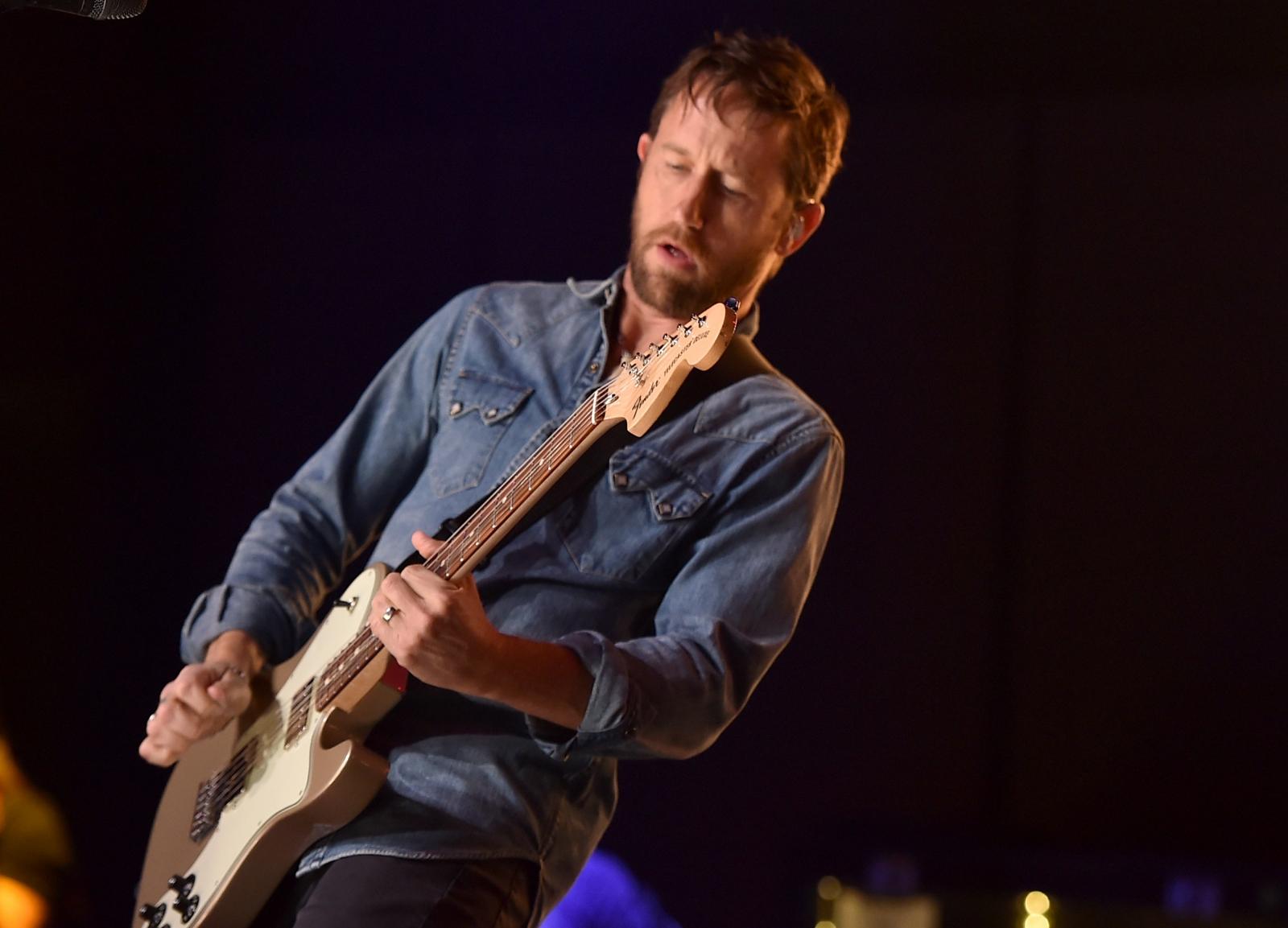 Foo Fighters' Chris Shiflett