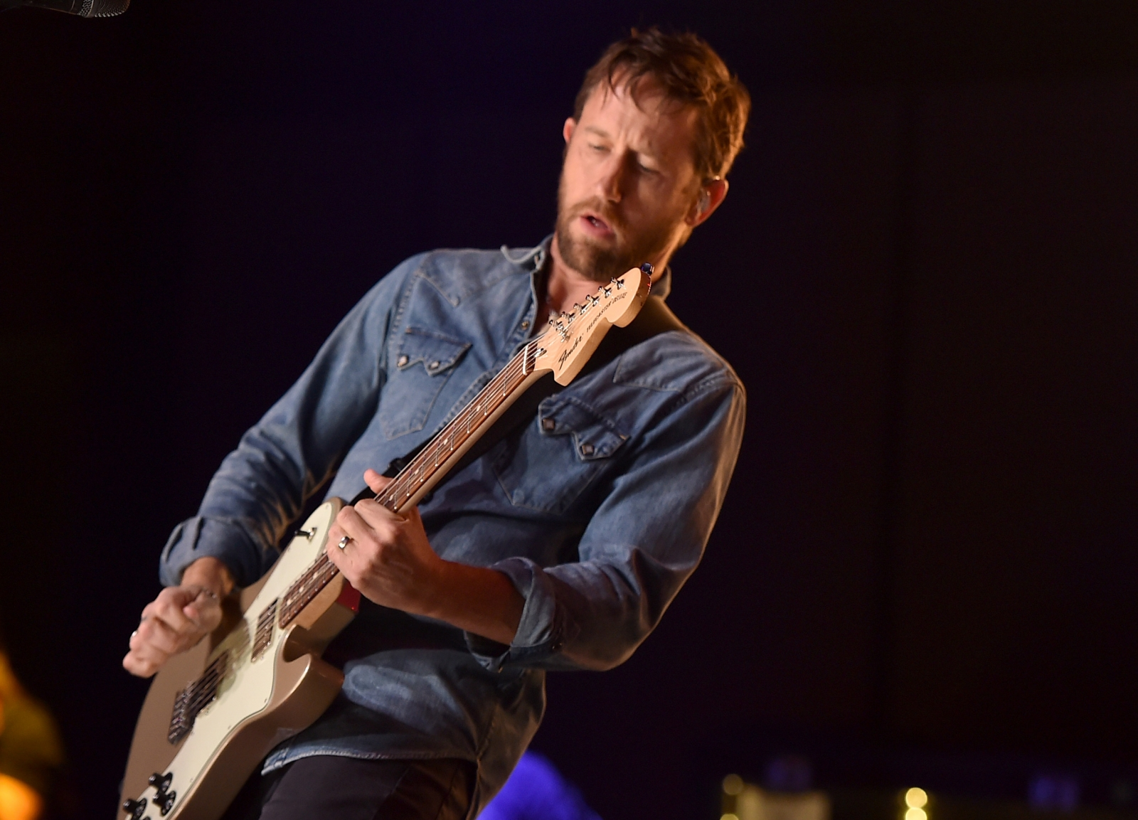 Foo Fighters' Chris Shiflett