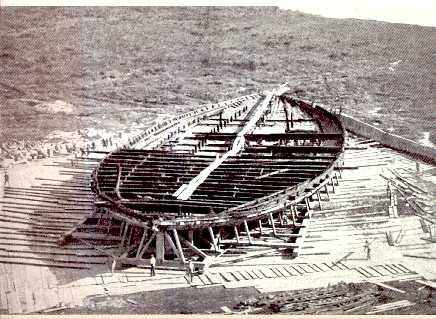 Caligula boat