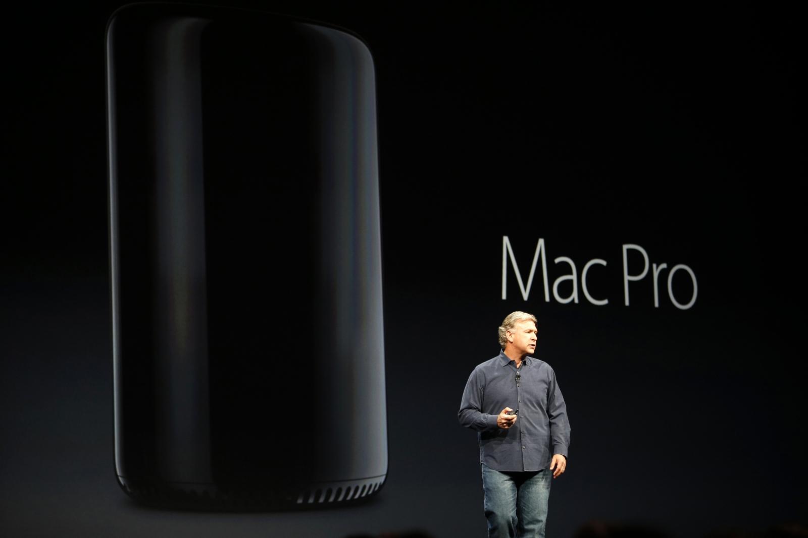 Phil Schiller introduces the Mac Pro