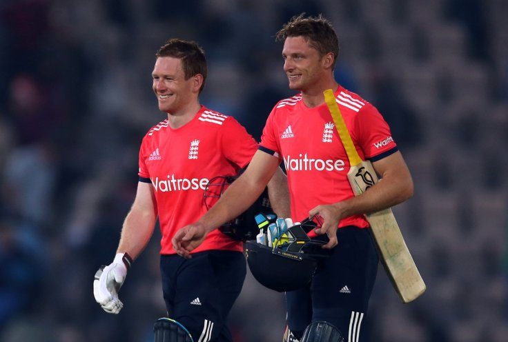 Eoin Morgan and Jos Buttler