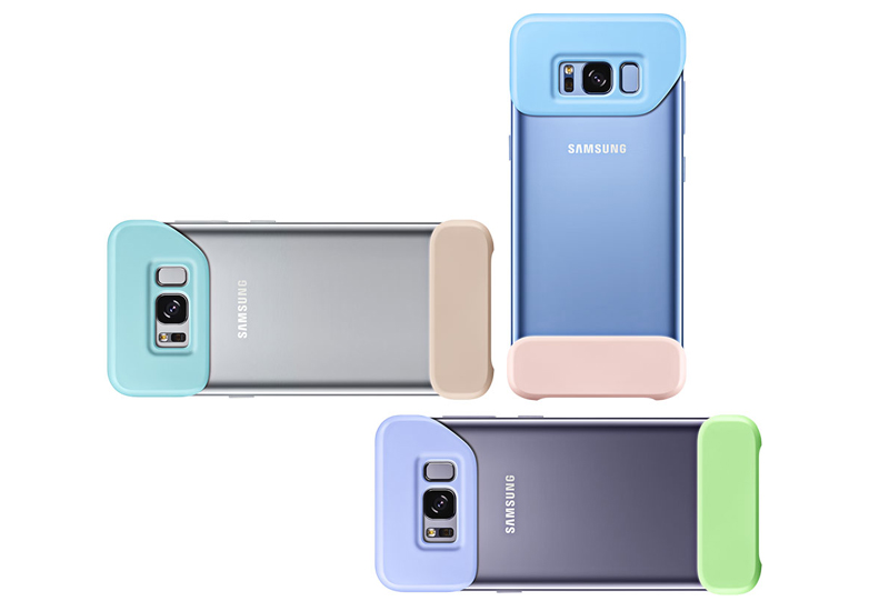 Samsung 2Piece cover for Galaxy S8