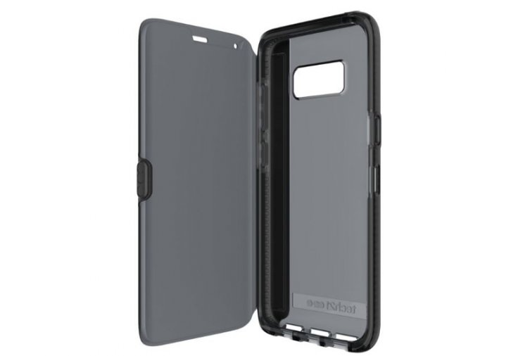 Tech21 Evo wallet case for GalaxyS8
