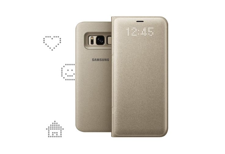Samsung Galaxy S8 LED Case