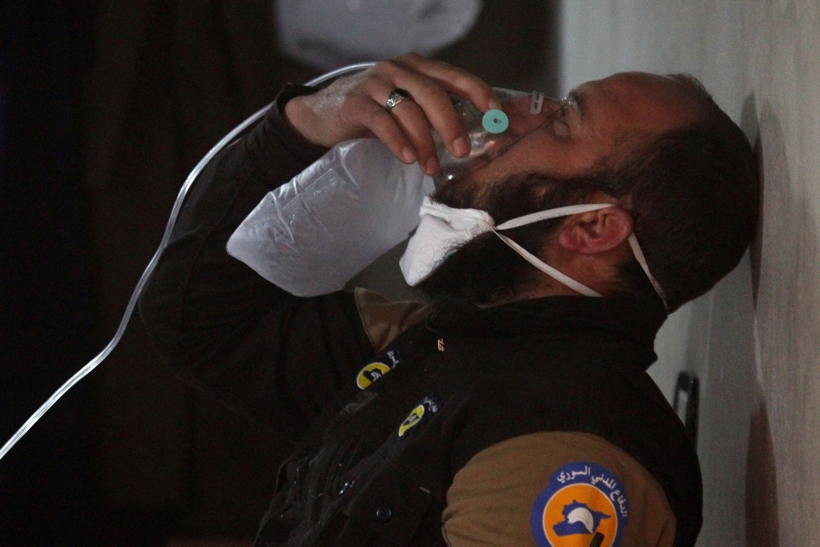 Syria chemical weapon attack