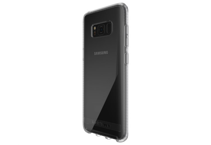Tech21 Pure Clear Galaxy S8 case