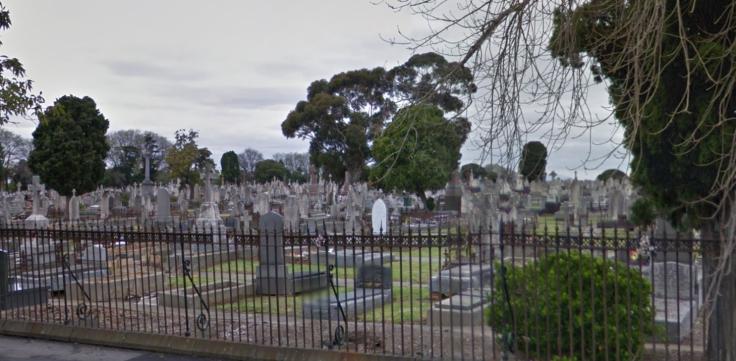 Melbourne Cemetery