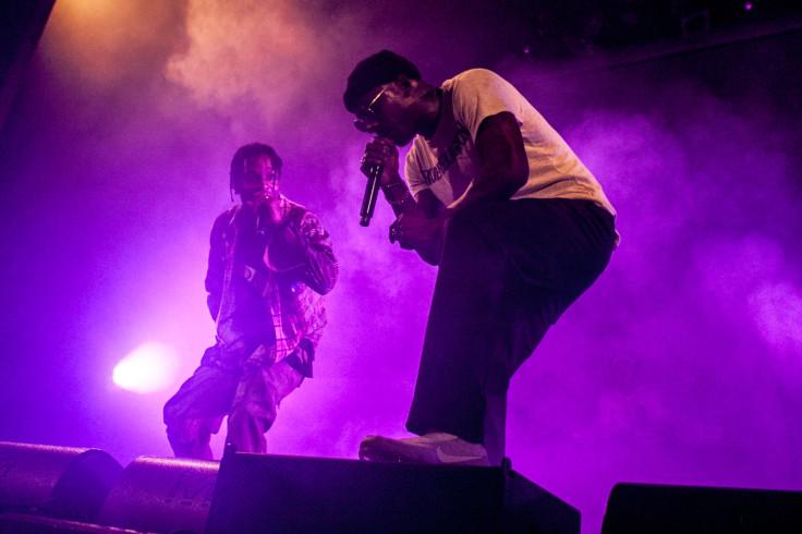 Skepta and A$AP Rocky