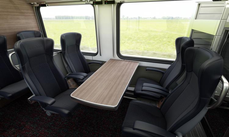 Inside Greater Anglia S New 163 1 4bn High Tech Train Fleet