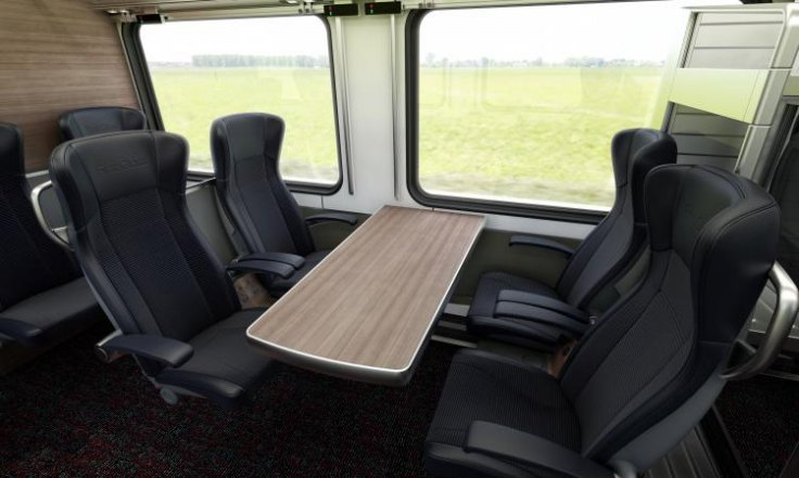 Greater Anglia new train carriage stock