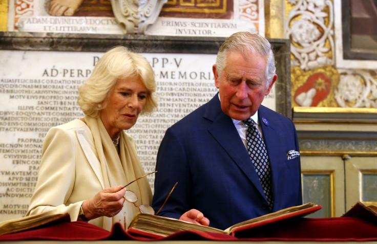Prince Charles, Camilla