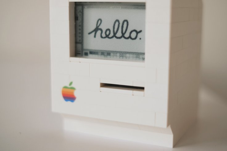 Raspberry Pi Macintosh display