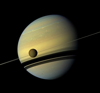 Best of Cassini spacecraft Nasa