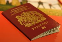 british passport