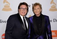 Barry Manilow and Garry Kief