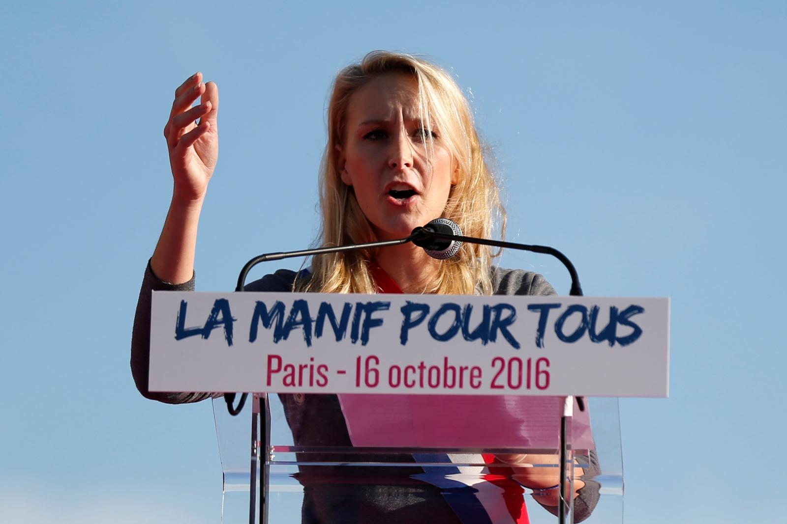 Marine Le Pen Marion Maréchal-Le Pen
