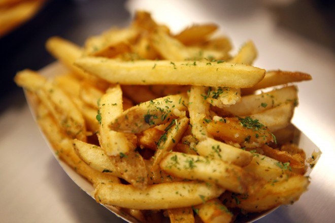 National French Fry Day 2012