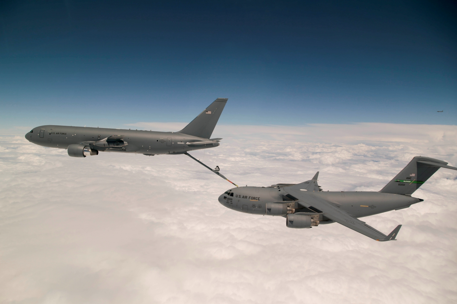 Boeing KC-46 aerial tanker