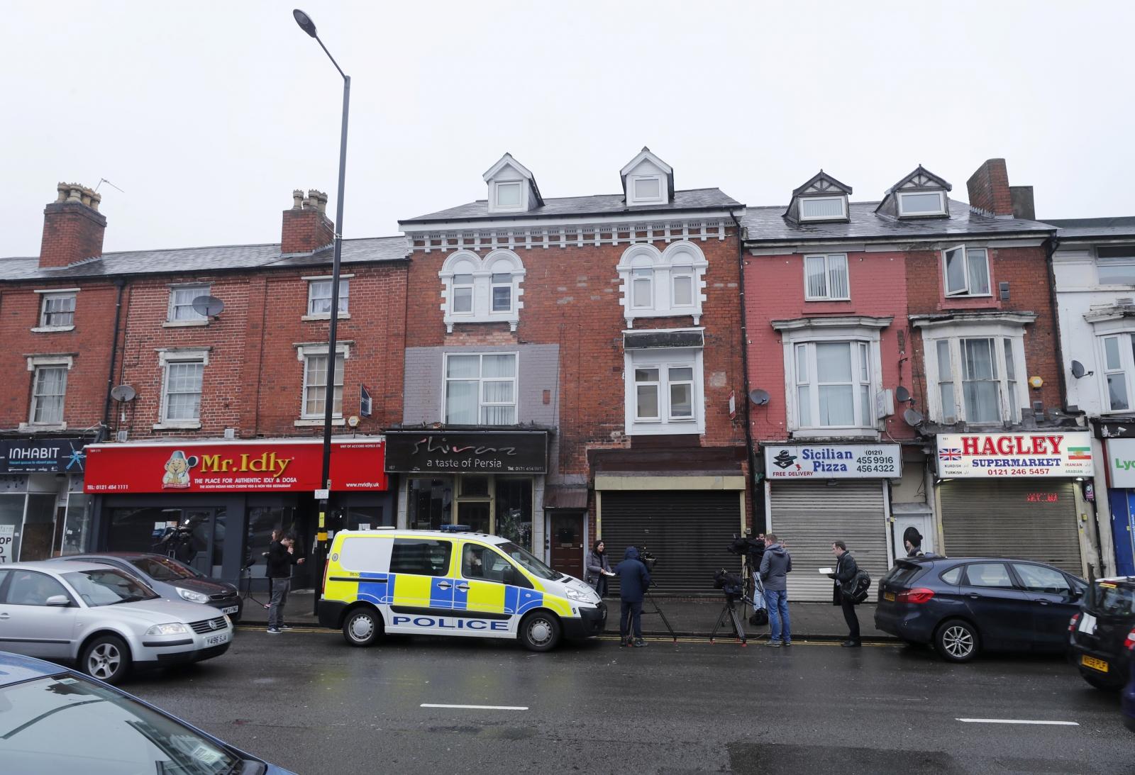 birmingham terror arrests 2017